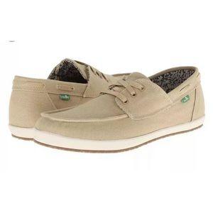 Sanuk Casa Barco Boat Shoe